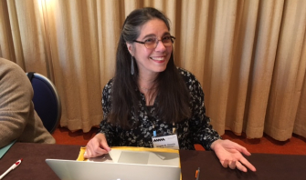 GWSS Faculty Angela Ginorio, PhD at 2017 NWSA Conference