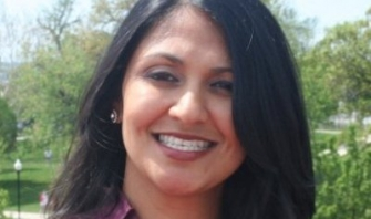 Alumna Amy Bhatt receives promotion at the University of Maryland