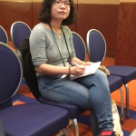 Yingyi Wang at 2017 NWSA Conference