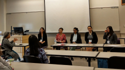 Bodies With and Without Rights: Activism, Analysis, Archives Panel at Undergrad Research Symposium 5-18-18