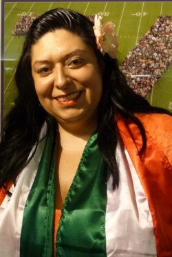 Elizabeth Ramirez Arreola GO-MAP Dissertation Fellowship 2017-18