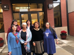 Indigenous Feminisms Symposium 10/4/2018, Luana Ross