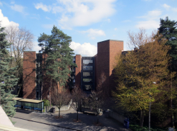 Padelford Hall - Home of the Department of Gender, Women, and Sexuality Studies