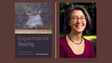 Sasha Welland book Experimental Beijing wins Joseph Levenson Post-1900 Book Prize