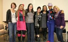 Women Who Rock 2012