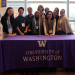 GWSS Faculty and Students at 2017 NWSA Conference
